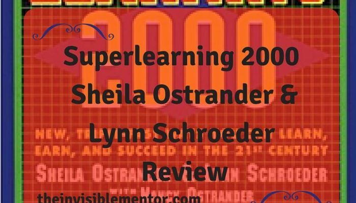 Superlearning 2000 by Sheila Ostrander and Lynn Schroeder – Review