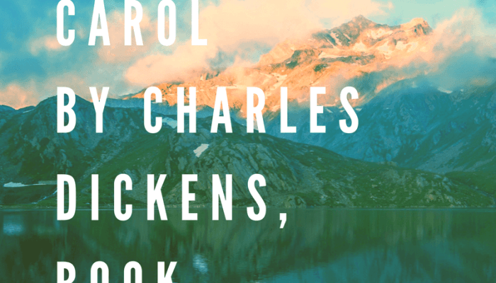 A Christmas Carol by Charles Dickens, Book Review