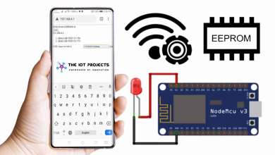 ESP8266 Manual Wifi Configuration with EEPROM without Hard-Code