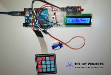 Password Security Lock System Using Arduino & Keypad