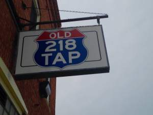 The weekend started on Thursday night right on Main Street, Hills and just a few paces from our home. Old 218 Tap!  https://www.facebook.com/Old218Tap?fref=ts