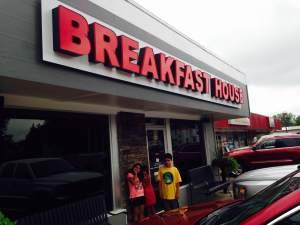 Breakfast House Cafe in Cedar Rapids, IA. http://www.thebreakfasthouse.com/