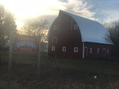 Beautiful farm near Rake, Iowa.