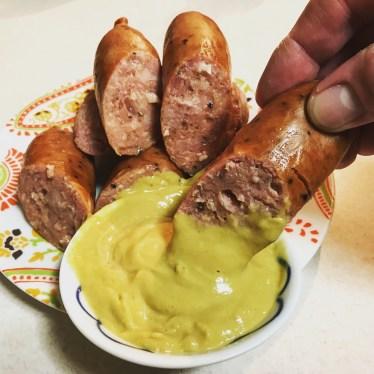 Bosnian Style Sausage From Kramer's Sausage Company-La Porte City