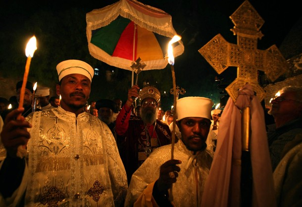 Ethiopian Lutherans Break With The Evangelical Lutheran