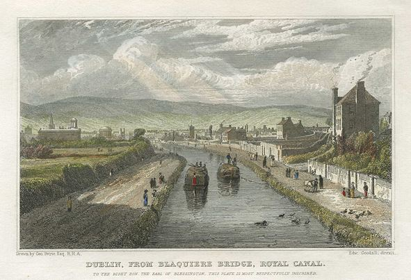 royal canal 1830