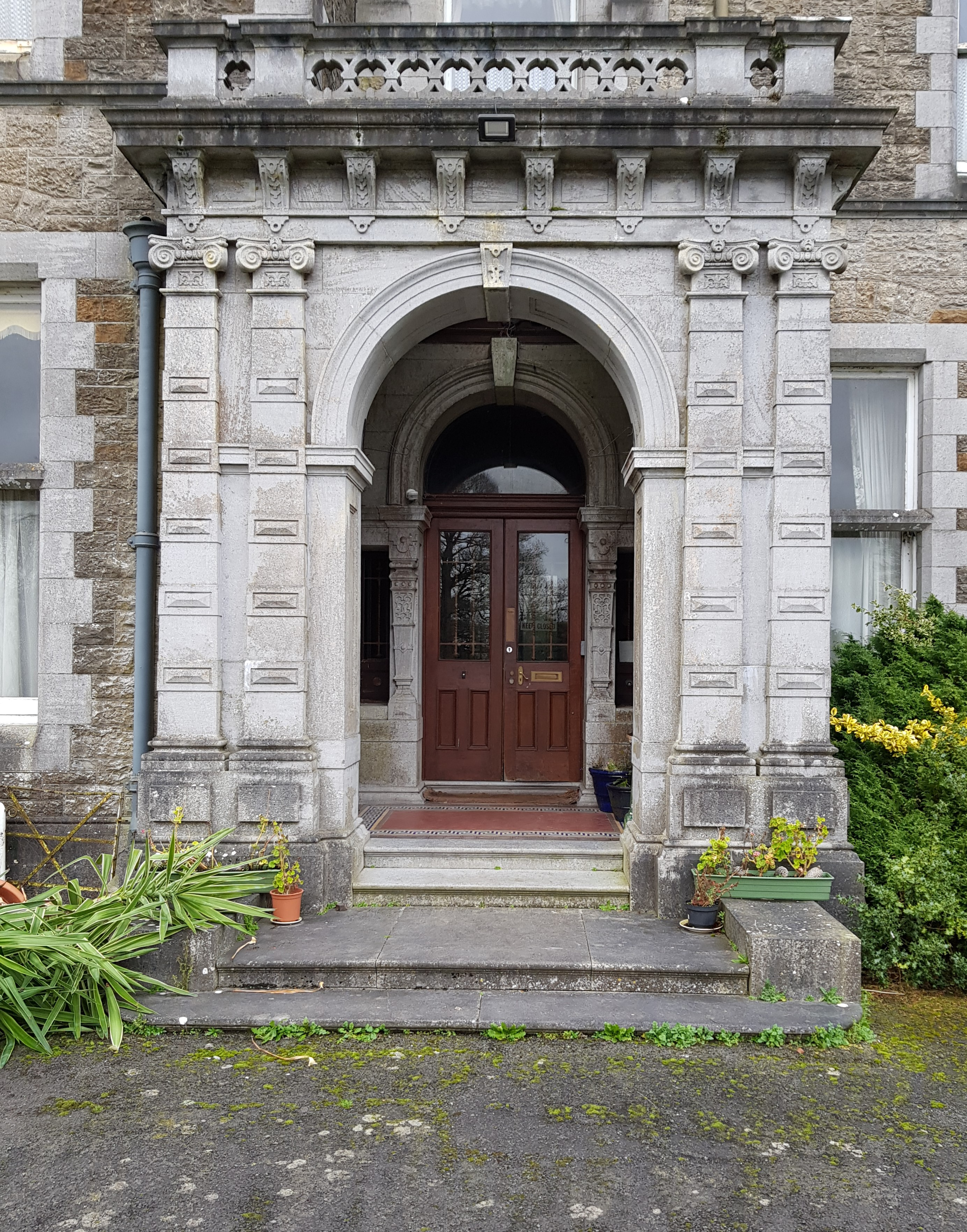 Italian war hero and diplomat made his home in Meath