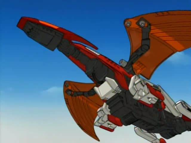Image result for zoids the redler
