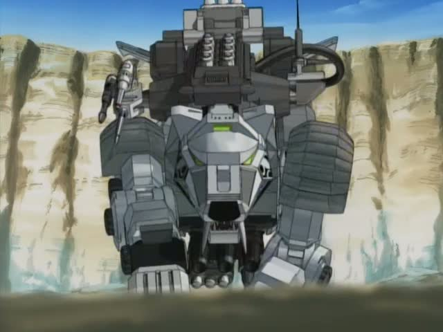 Image result for zoids the zaber fang