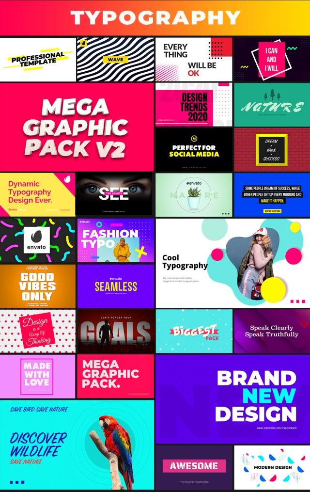 FCPX Mega Graphics Pack - 14