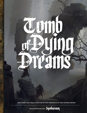 Symbaroum Tomb of Dying Dreams cover