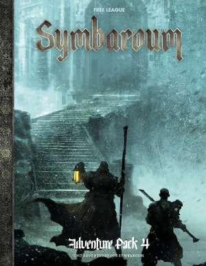 Symbaroum Adventure Pack 4 cover