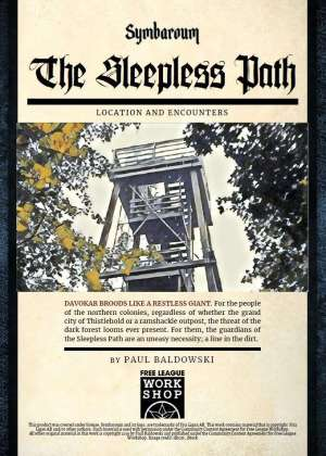 The Sleepless Path cover