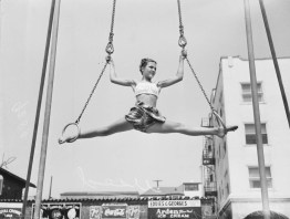 Rings at Muscle Beach