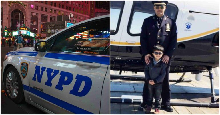 first muslim nypd emergency unit