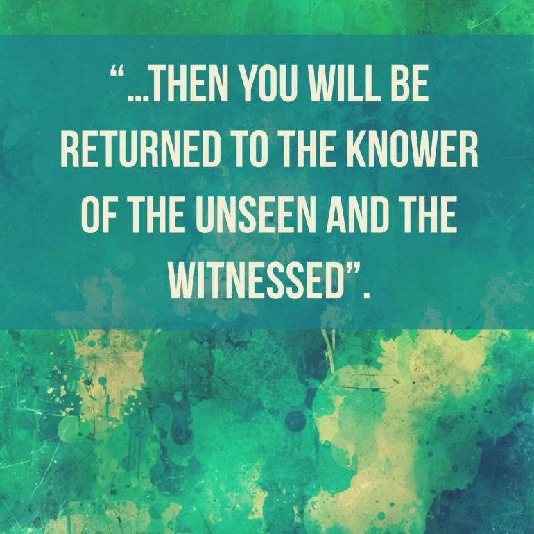 Surah Jumuah 62 verse 5