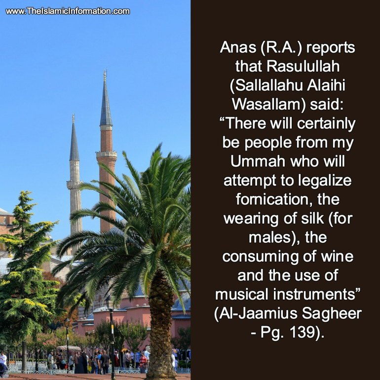 music haram hadith (1)