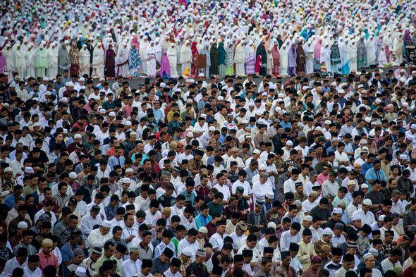 Indonesia Eid Al Fitr 2017