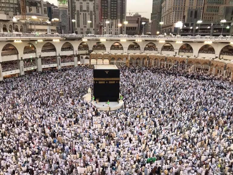 Makkah eid al fitr