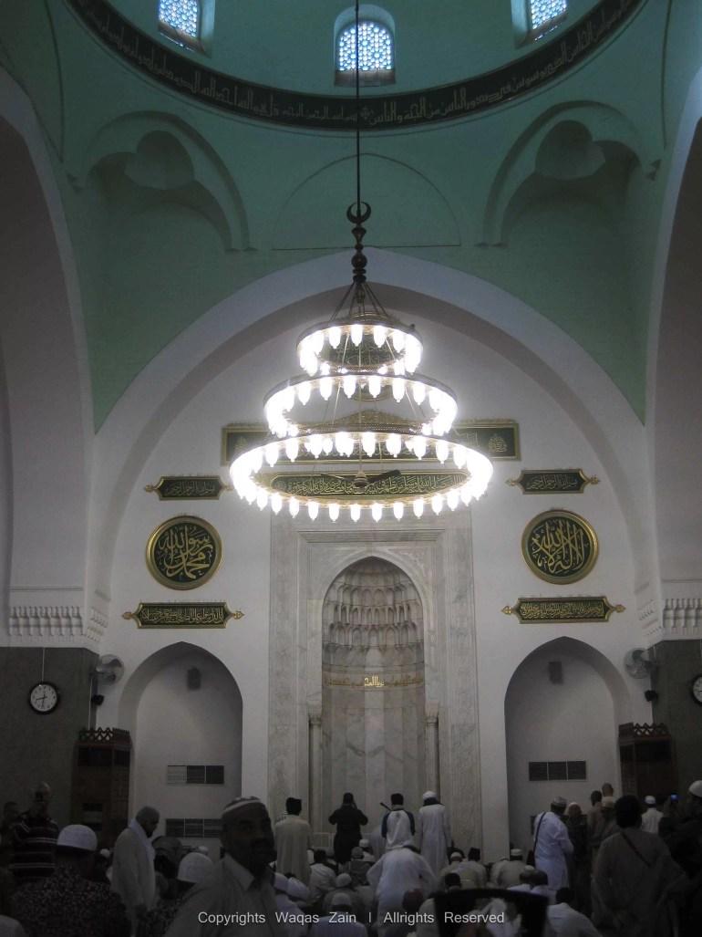 quba mosque built