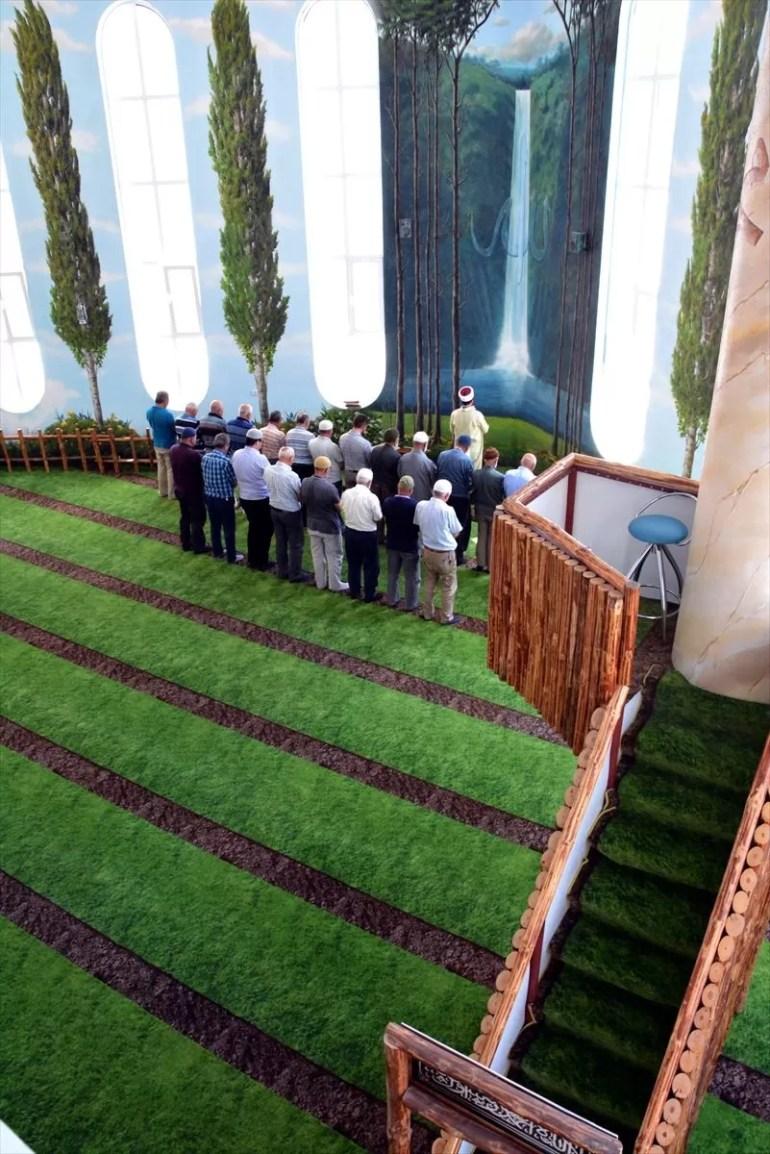 hamidiye camii istanbul