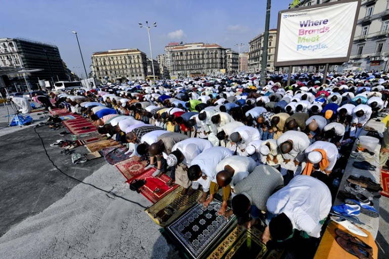 Italy Eid Al-Adha 2017