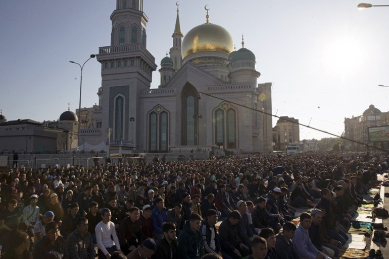 Russia Eid Al Adha 2017