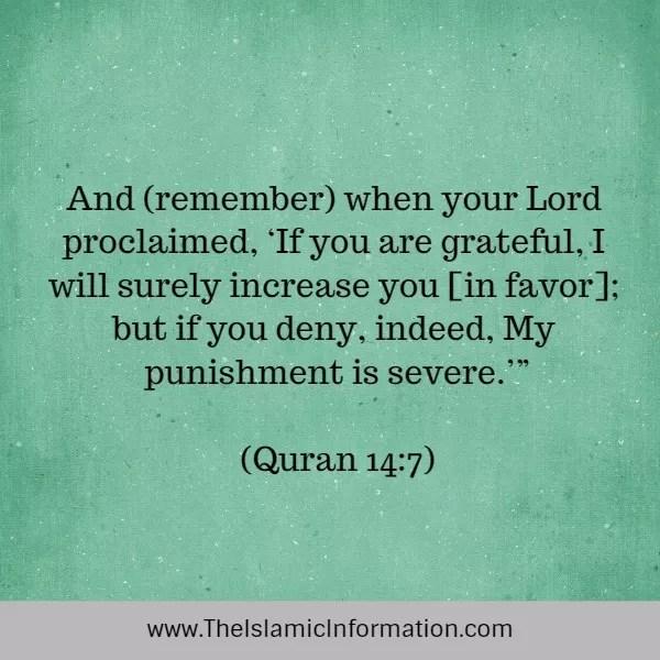 punishment quran islam