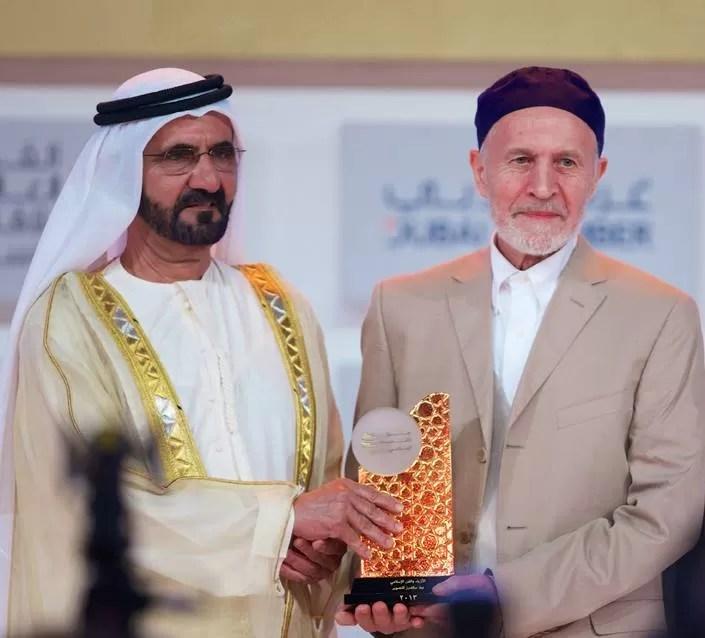 Sidi Peter Sanders Mohammed Bin Rashid al Maktoum