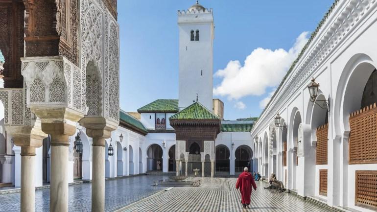 university of al quaraouiyine ranking