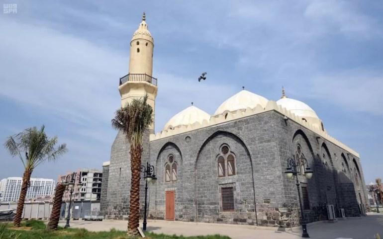 Mosque of Al-Ghamama