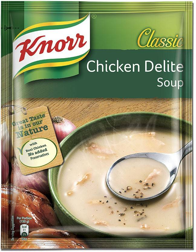 Knorr Chicken Soup haram