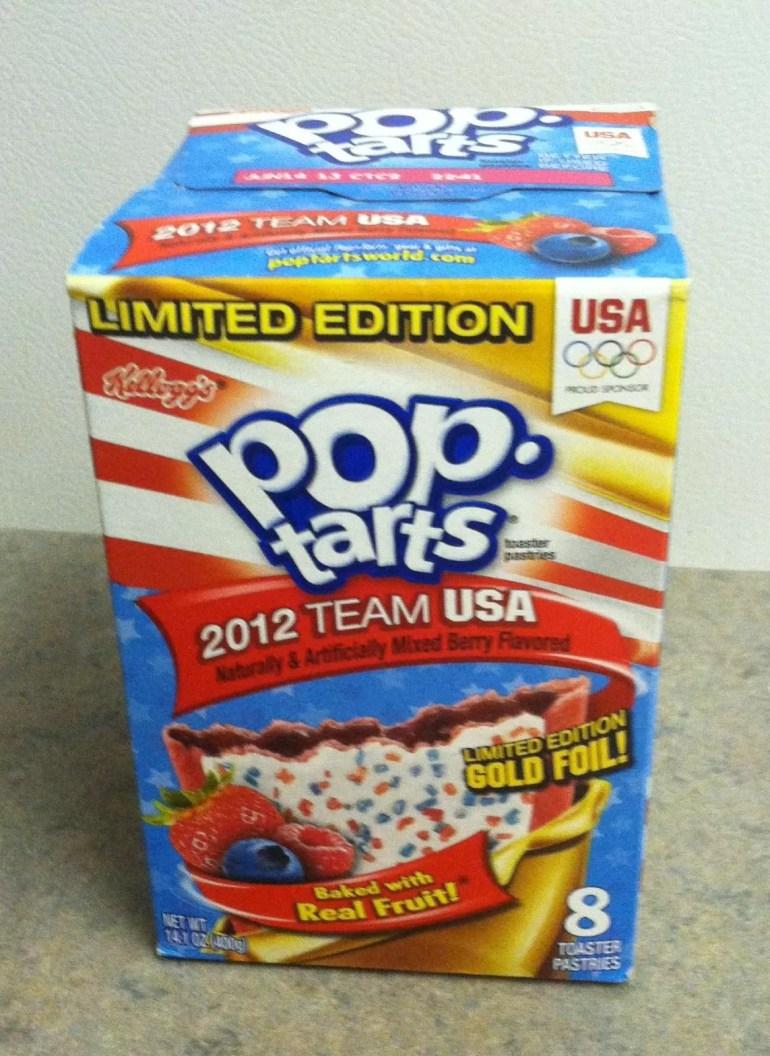 Pop Tarts (USA) haram