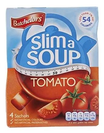 Slim A Soup haram