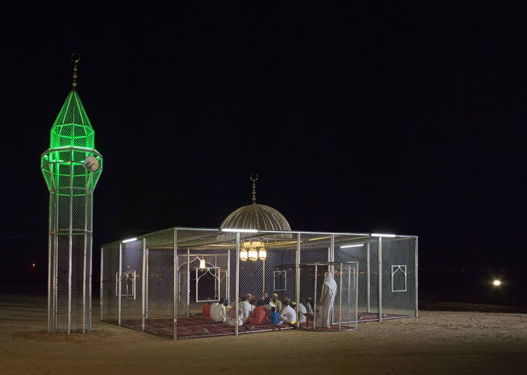 Transparent Mosque (5)