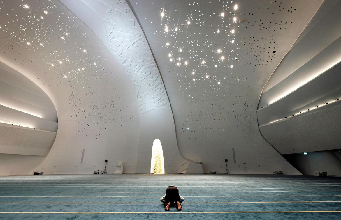 BEAUTIFUL MOSQUES MIDDLE EAST