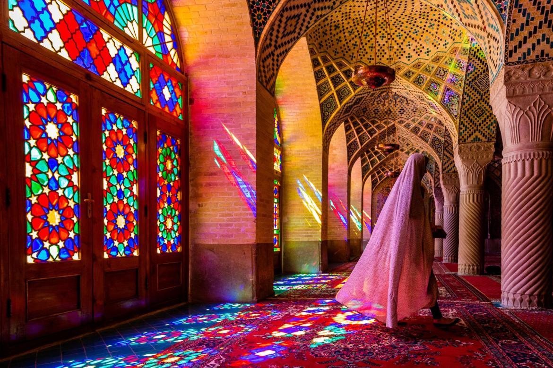 beautiful persian mosques