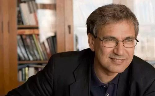 Orhan Pamuk nobel