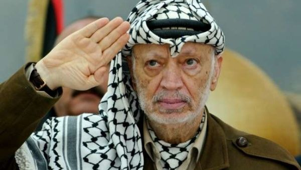 Yasser Arafat nobel