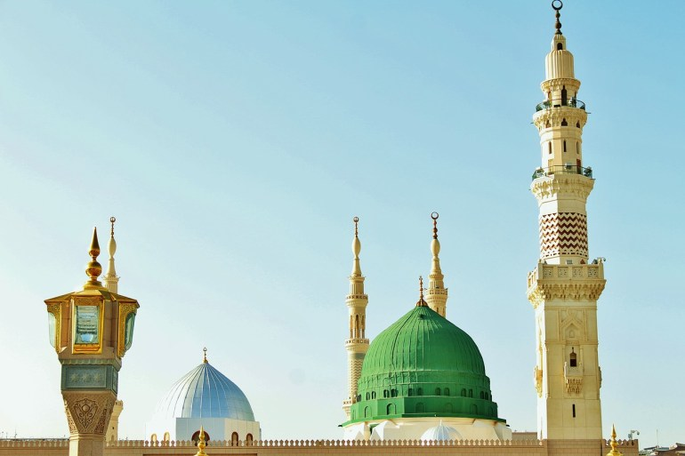 muhammad wallpapers masjid nabwi
