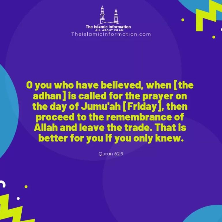 Common Mistakes Regarding Jummah