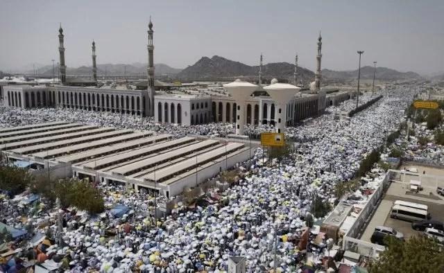 importance mosque nimrah