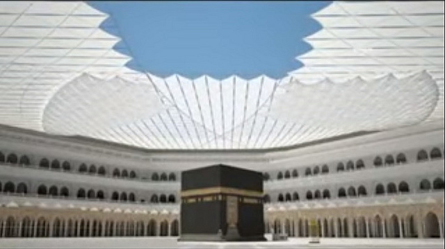 World's Largest Umbrella To Be Installed in Masjid Al Haram - with Facts