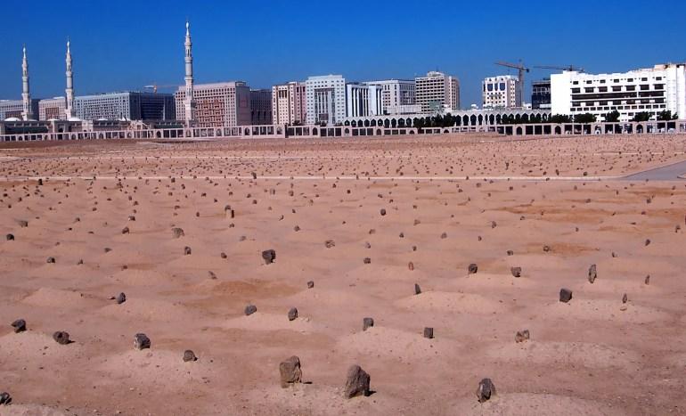 Al-Baqee Graveyard