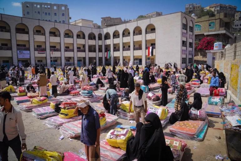 Yemen Aid