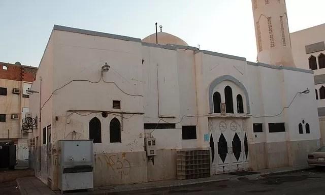 masjid mosque bani haram