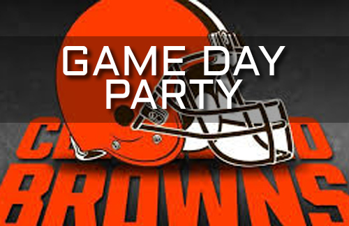 Brown's Game Day Party