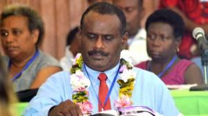 Opposition Leader, Jeremaiah Manele