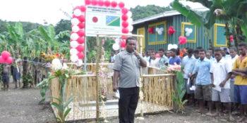 NEW STAFF HOUSES FOR PIRUPIRU CHS