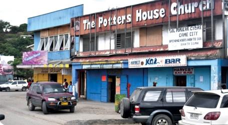 Goodbye old Honiara